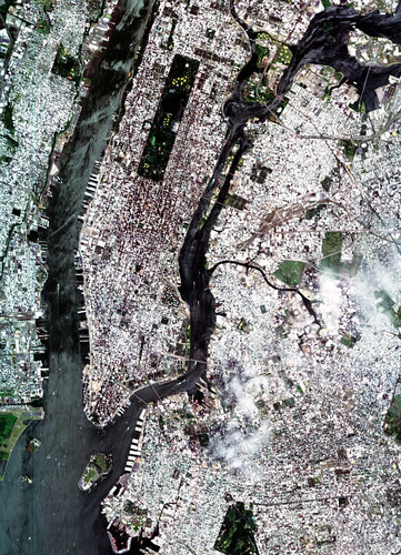 New York , USA - CHRIS image - 7 February 2002