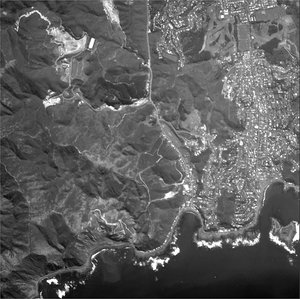 Wellington, New Zealand - HRC image - 4 October 2002