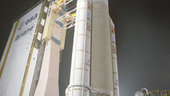 Ariane 5 ECA ready for launch