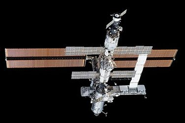 Latest view of ISS