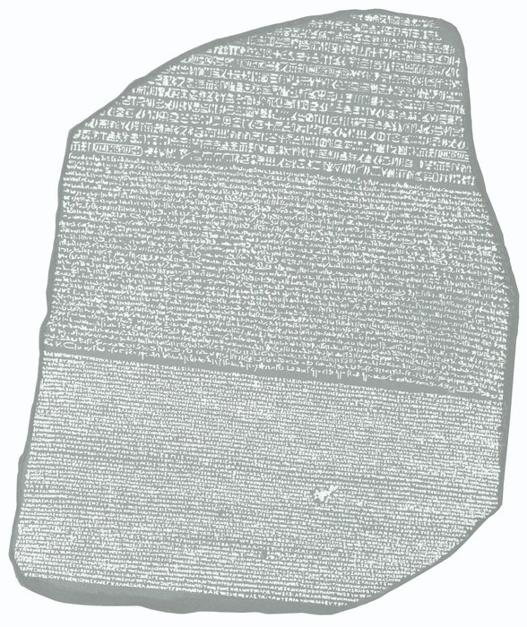 Space in Images - 2002 - 11 - The Rosetta Stone, discovered