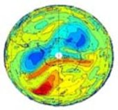 APP, GOMOS, ozone hole, data, envisat one year, 24sept2002