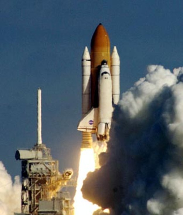 space shuttle columbia on home improvement - photo #19