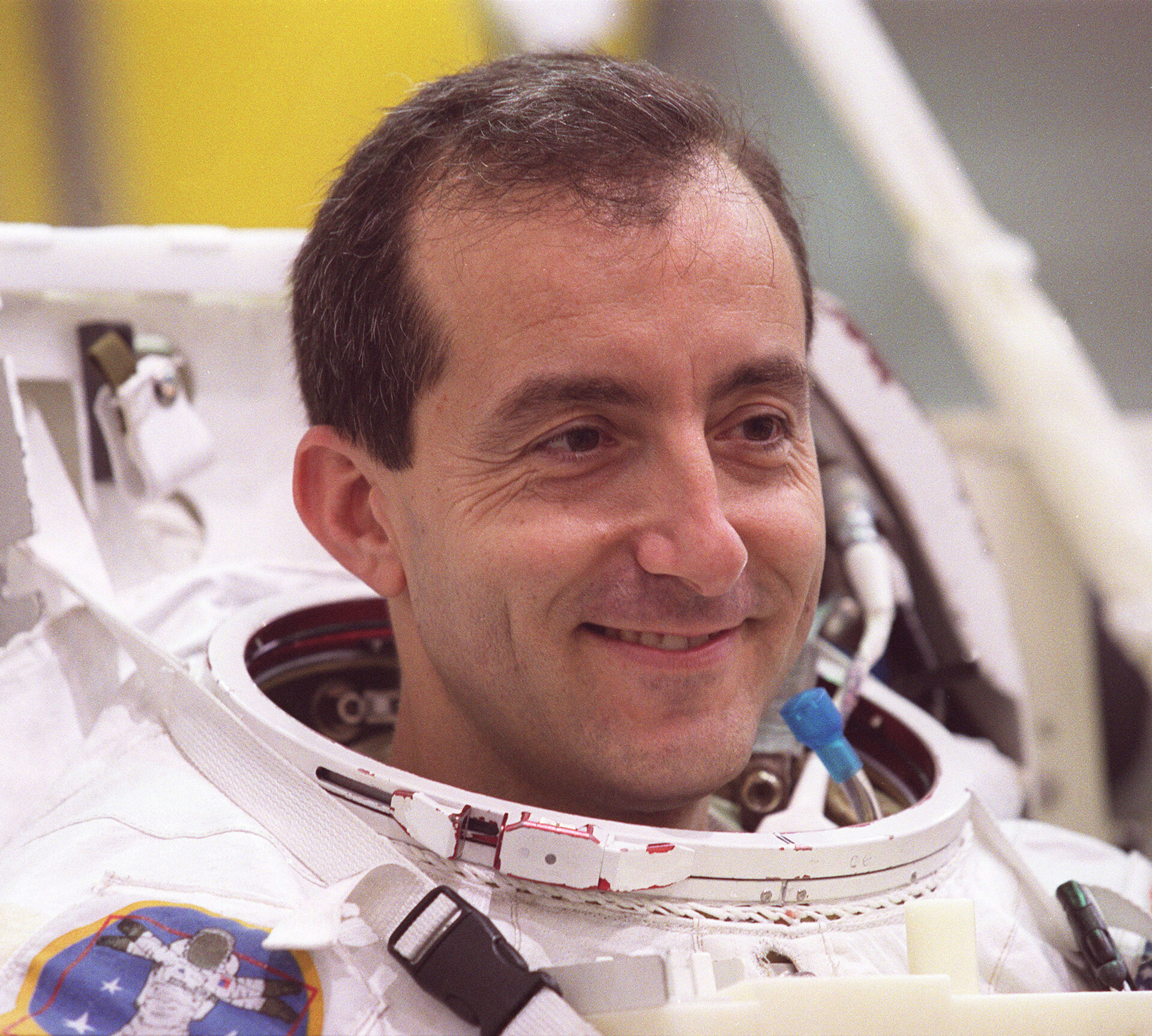 ESA astronaut Philippe Perrin is one of the four pilots