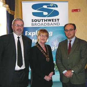South West Broadband launch