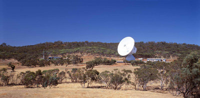 Die  New Norcia Deep Space Ground Station