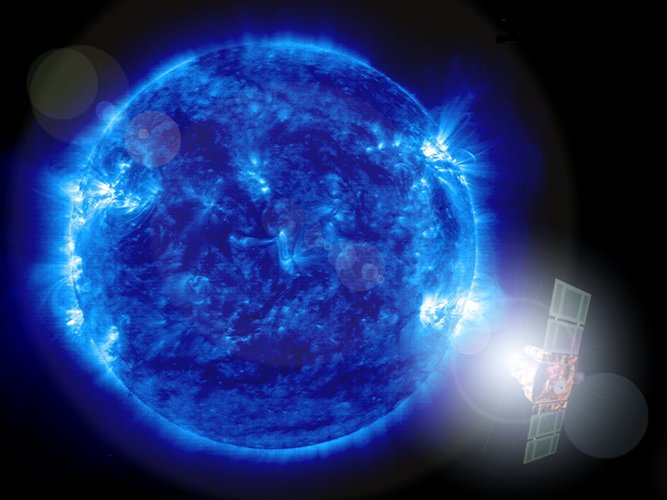 SOHO is well placed to monitor the Sun's coronal mass ejections