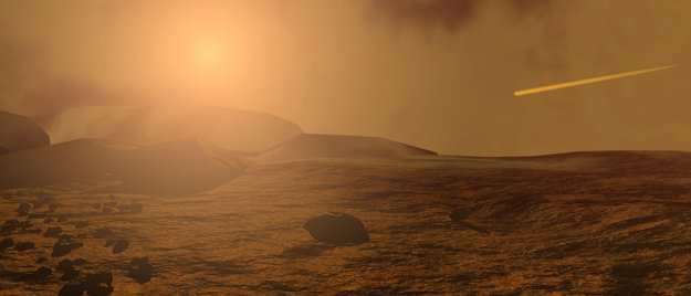 Holiday weather on Mars / Mars Express / Space Science ...