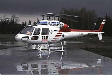 Bad weather can ground a rescue operation