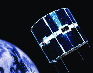 COS-B satellite
