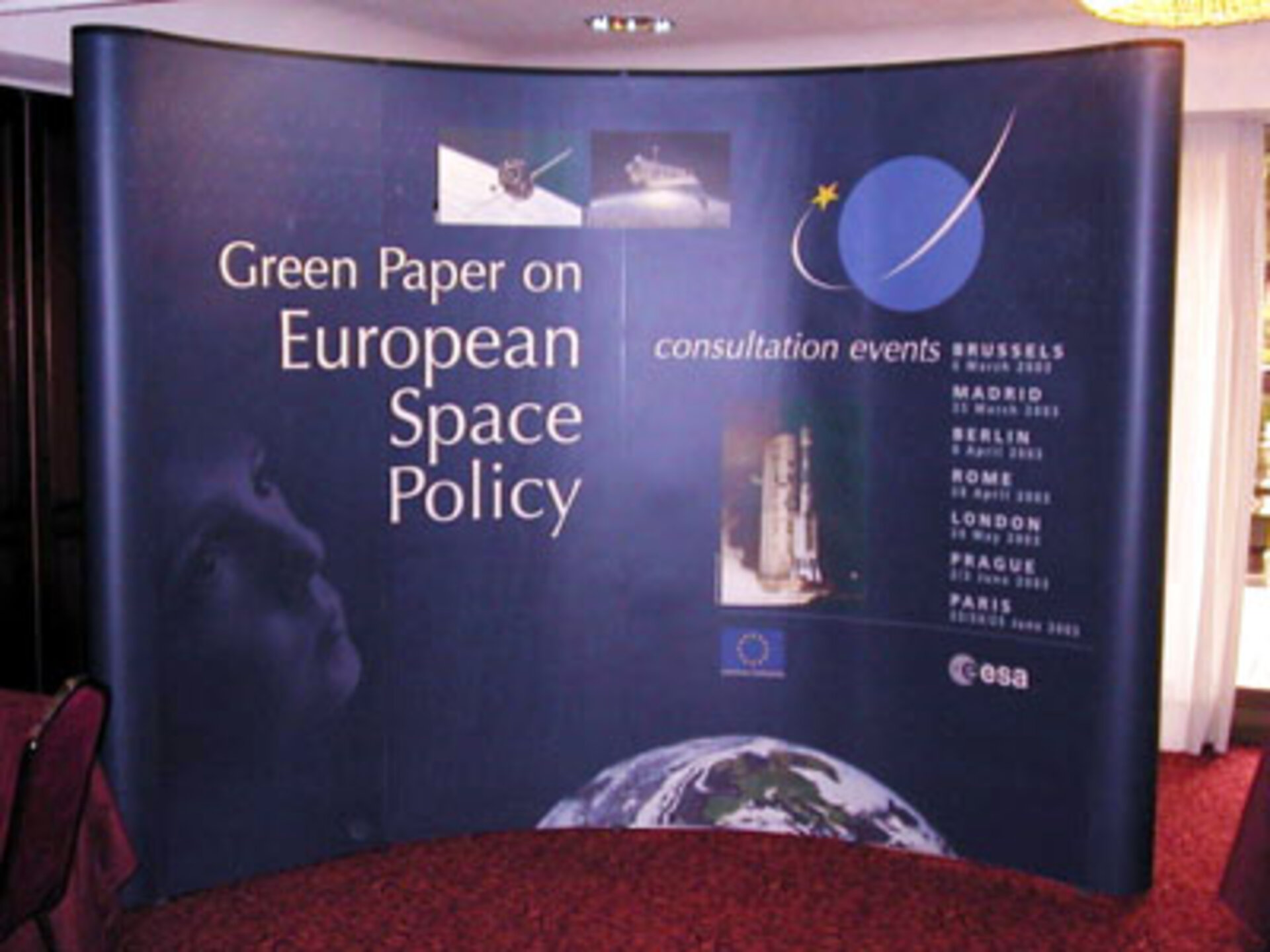 Green Paper consultation events