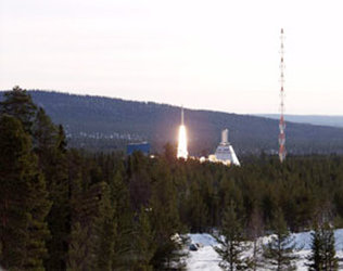 Maxus 5 was successfully launched from the Esrange facility at Kiruna, northern Sweden