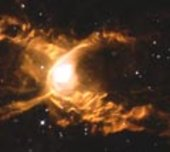 ISO searched for carbonates in the Red Spider Nebula