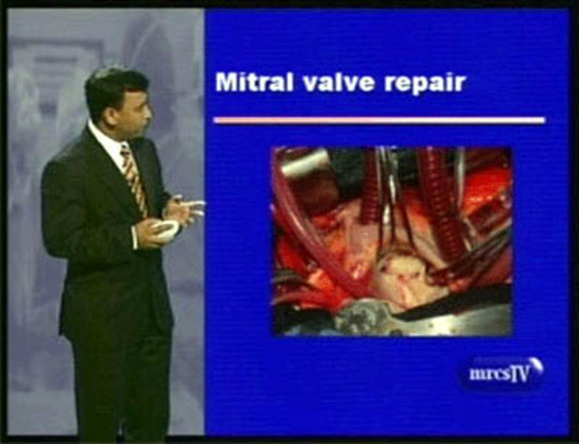 mrcsTV lets students interact with surgical tutors in live lectures