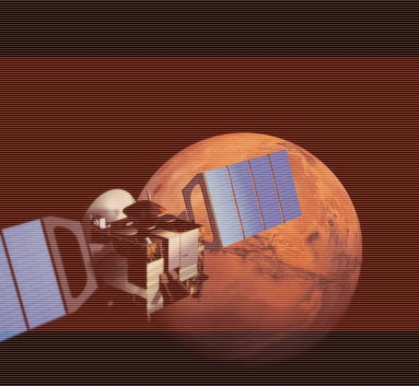 ESA - Space for Kids - Build a Mars Express Model