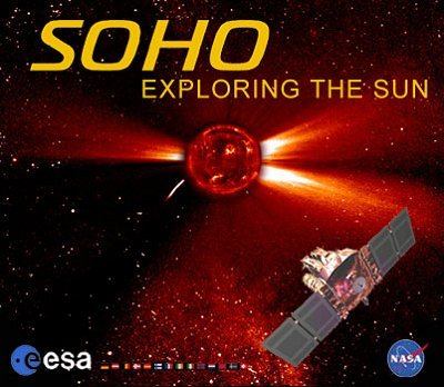 SOHO: exploring the Sun