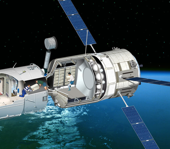 The Automated Transfer Vehicle (ATV) will enable ESA to transport payloads to the International Space Station