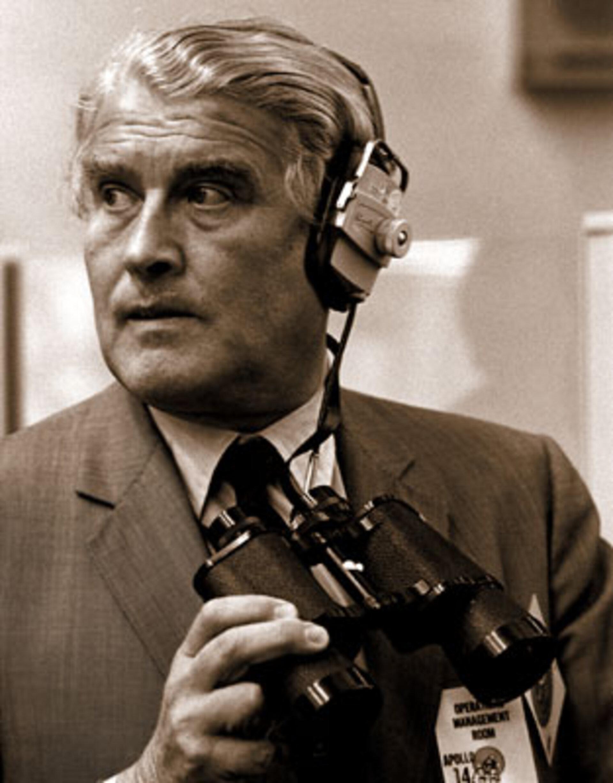 Esa Wernher Von Braun