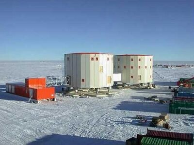 The proposal could also cover research in the Concordia Station