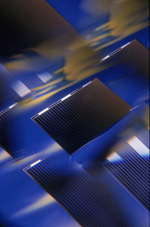 European industry is now independent in solar cell production