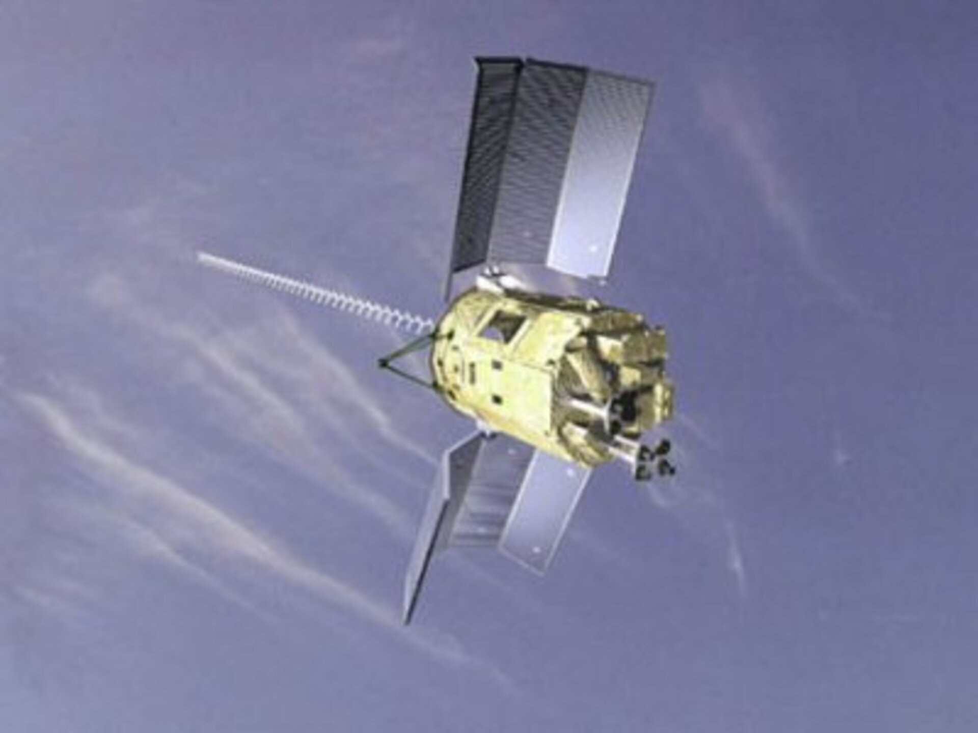 Argentina's SAC-C, operated by CONAE