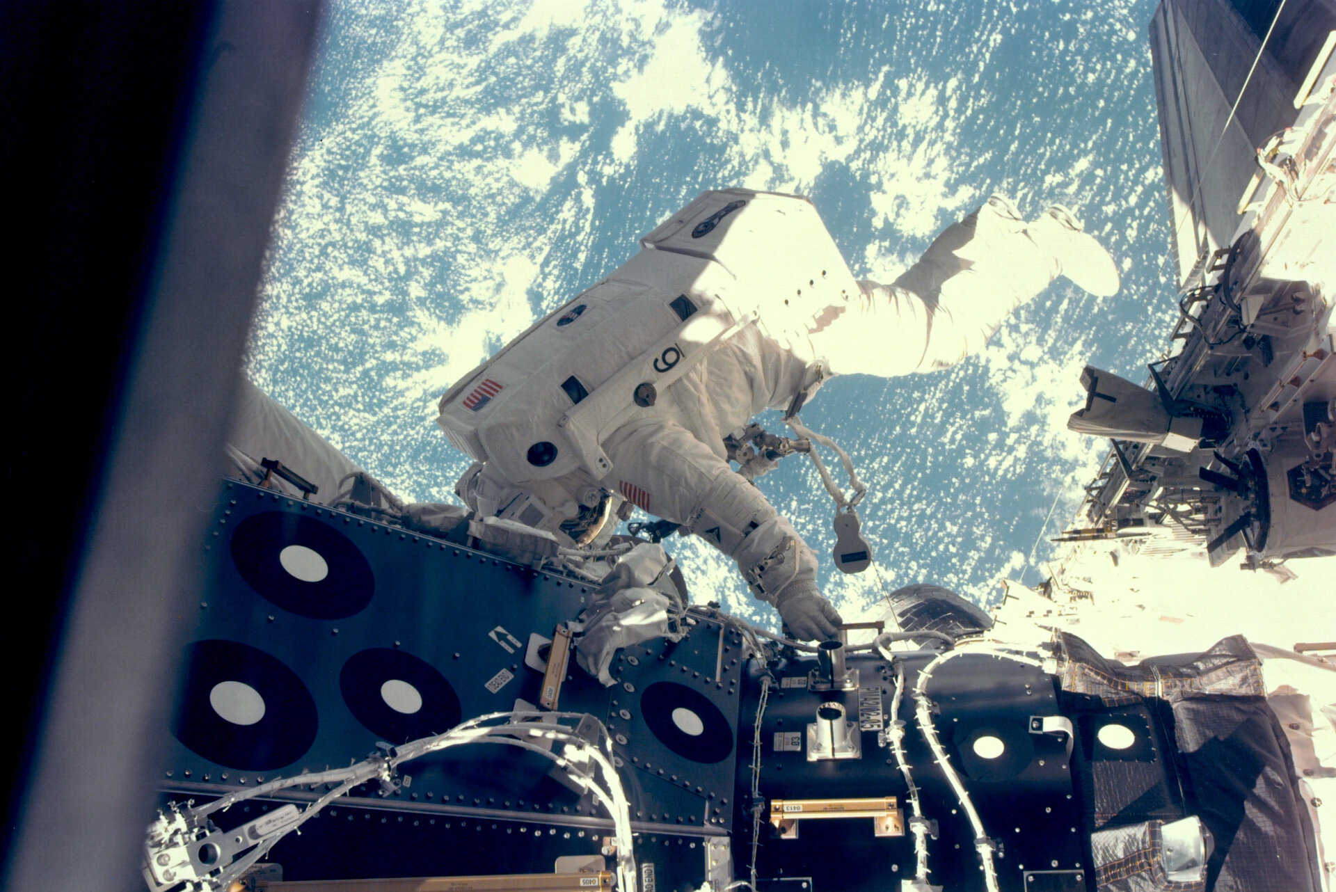 EVA or 'Extravehicular Activity'