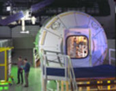 Columbus Orbital Facility simulator