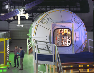 Columbus laboratory simulator
