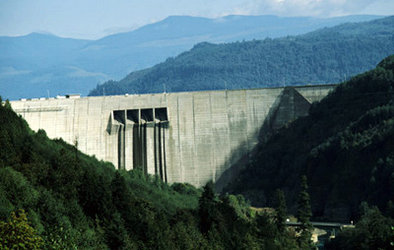 Hydropower is the leading renewable energy source