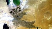 Aral Sea, 17 June 2003