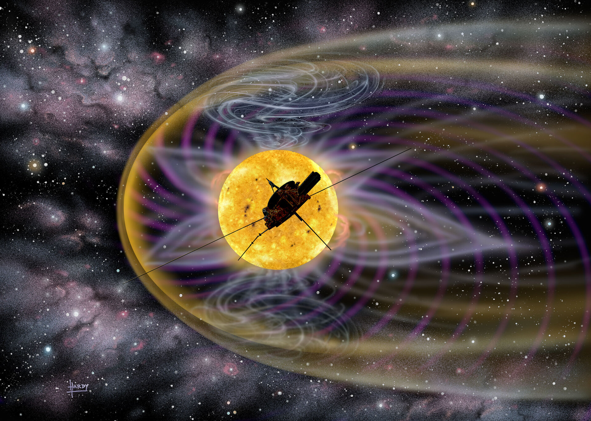 Ulysses and the heliosphere