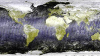 A MERIS of the world, using images acquired during March 2003