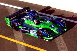 Pescarolo Sport' racing car 2003