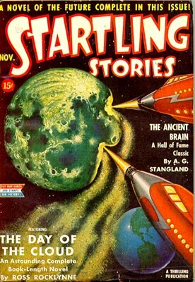 Science fiction has often foretold aspects of today space missions