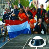 Nuna II wins the World Solar Challenge