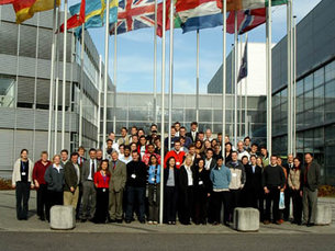 Participants in the Space Medicine Workshop