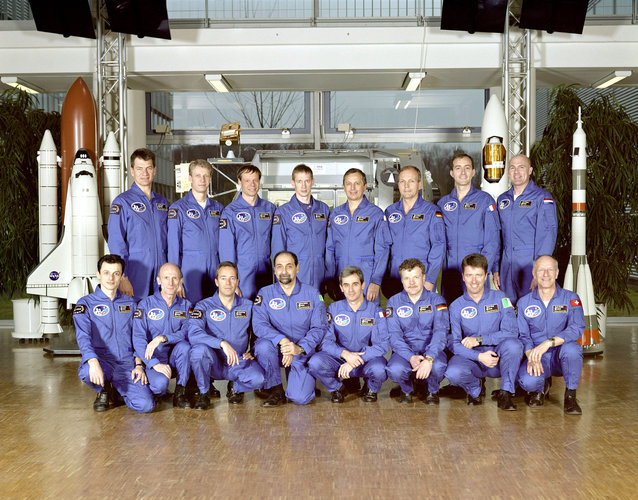 The European Astronaut Corps