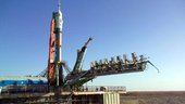 Transfer of the Soyuz