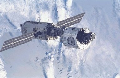 Zarya and Unity are released by Space Shuttle Endeavour after docking