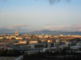 A new ground station is located in Reykjavik