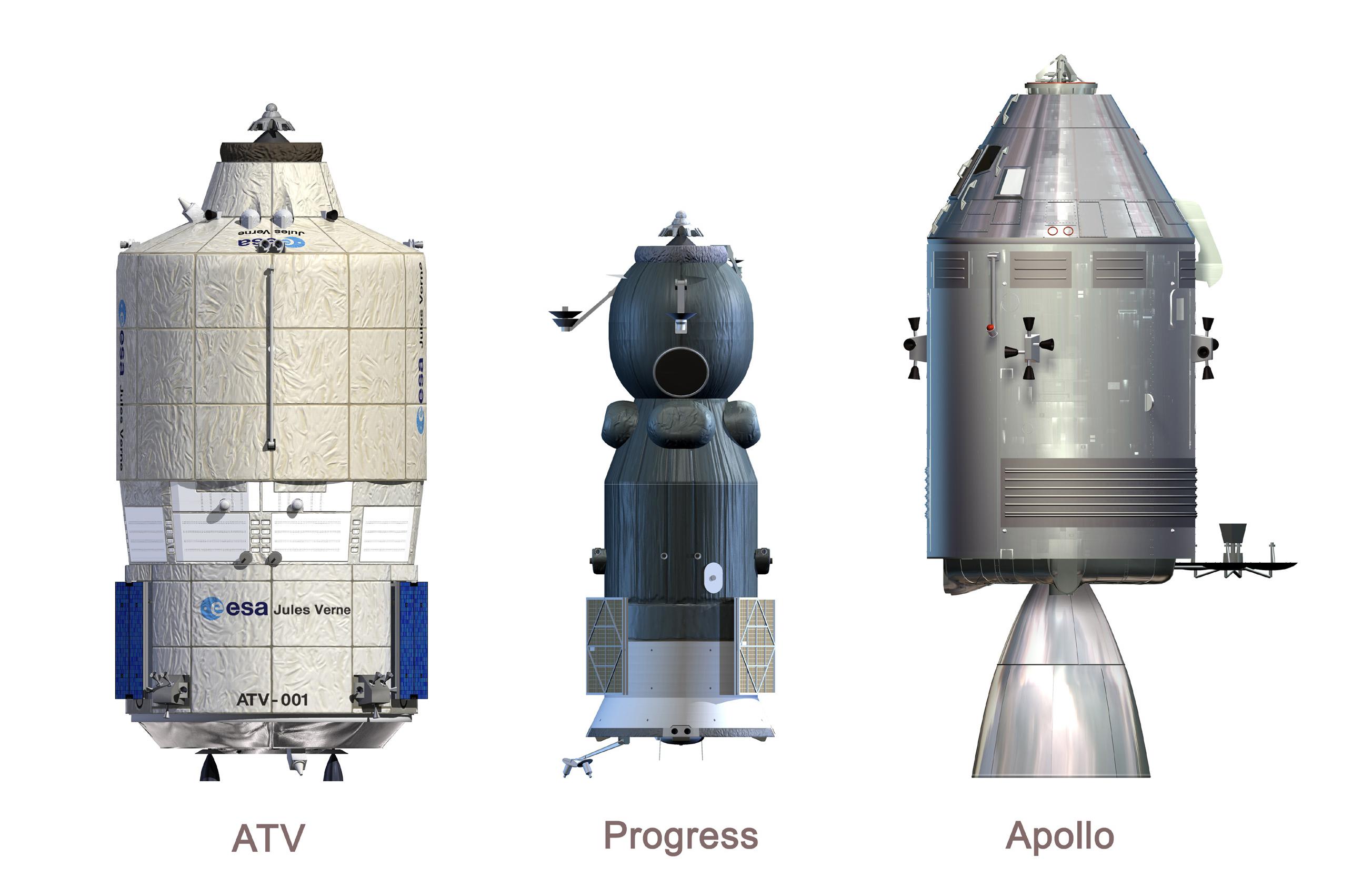 apollo spacecraft - photo #28