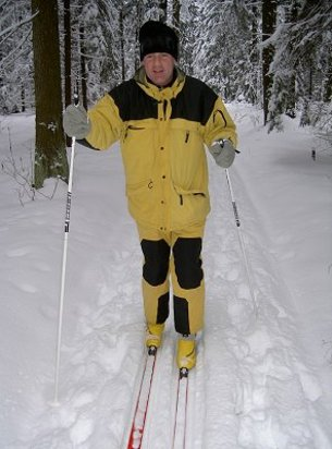 Crosscountry skiing