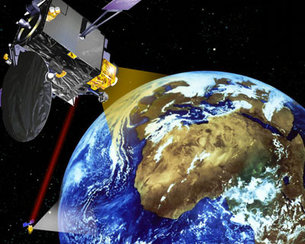 Satellites can widen access to electronic communication services