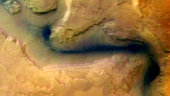 HRSC image of Reull Vallis 15 January 2004