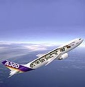 'Zero-G' Airbus A300 for parabolic flights