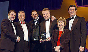 Espresso receives BETT award