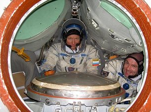 Training Soyuz