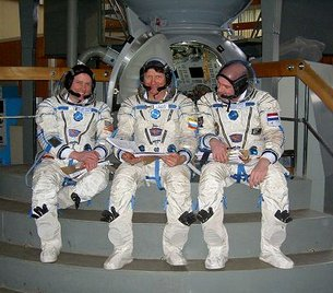 Last Soyuz training