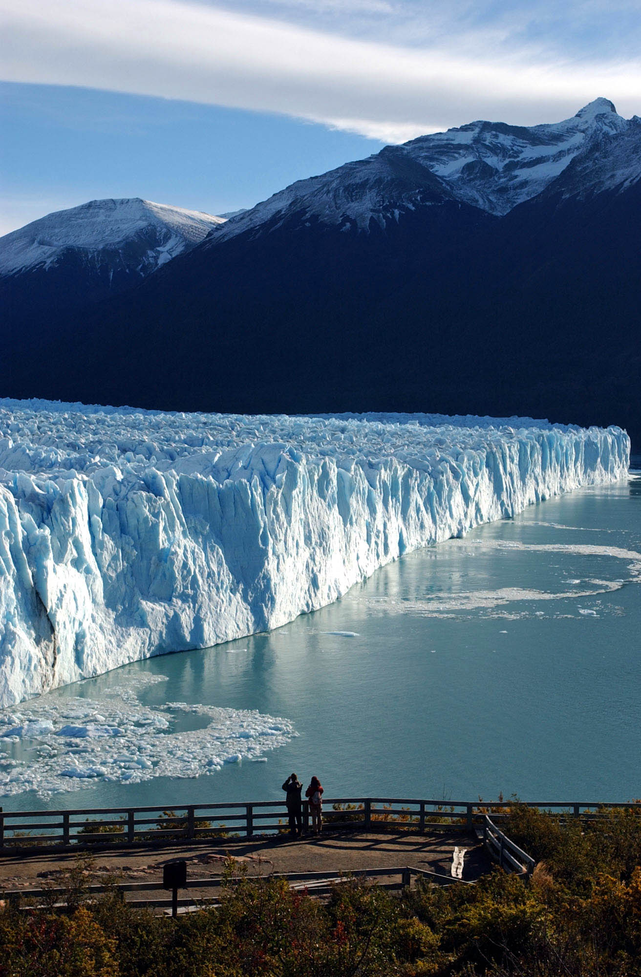 Space in Images - 2004 - 03 - Los Glaciares National Park ...