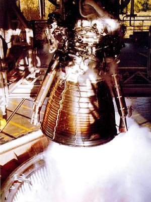 The Ariane-5 cryogenic vulcain engine